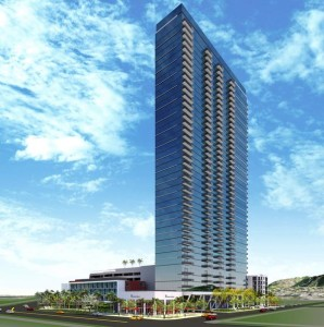 """Alexander & Baldwin wanted to create a """"new sense of place"""" with its Kakaako condo project by naming it The Collection, CEO Stanley Kuriyama said."""