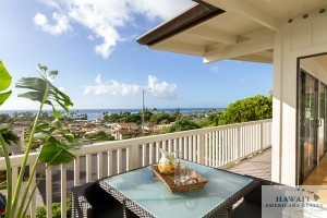 This 4-bedroom, 3-bath home in Waialae Iki is currently on the market for about $1.8 million. A total of 842 single-family homes and condominiums on Oahu sold for $1 million or more in 2014, eclipsing a record set in 2005.