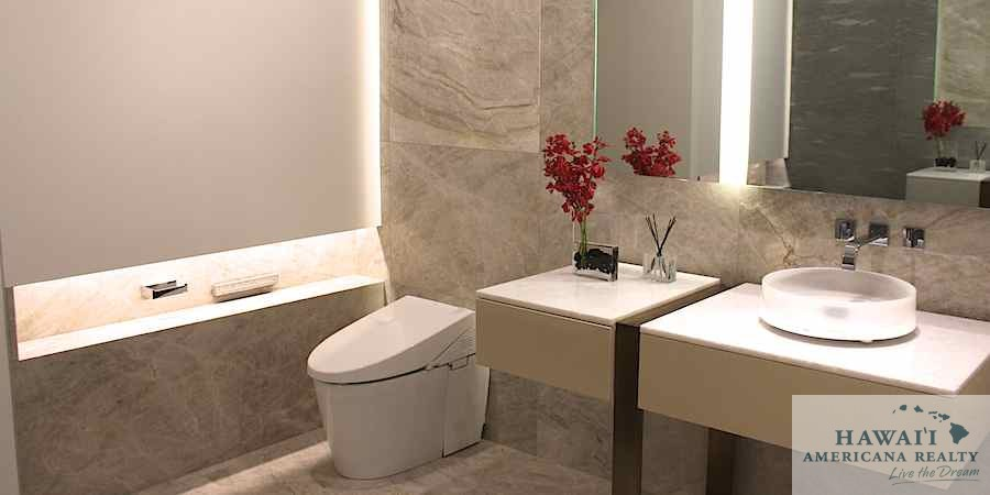 Gateway - Cylinder Tower - Powder Room Option